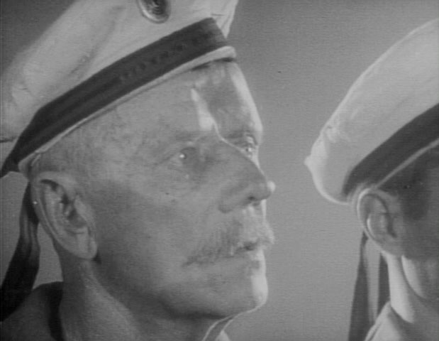 The Battleship Potemkin, Sailor with indented forehead 17:04